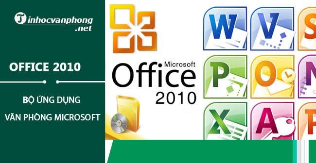 Cách tải và cài Office 2010