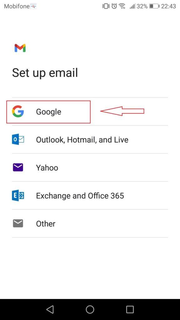Đăng nhập Gmail - Mobile - Gmail