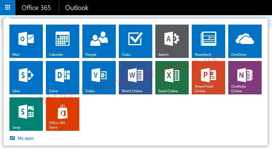 Outlook là gì - Ứng dụng