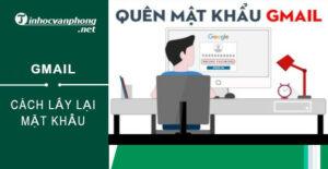 Quên mật khẩu Gmail