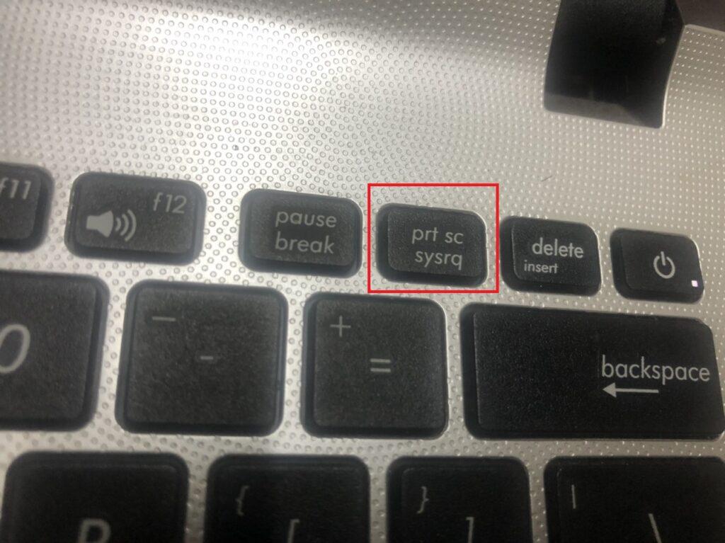 Phím Print Screen dùng để chụp màn hình máy tính