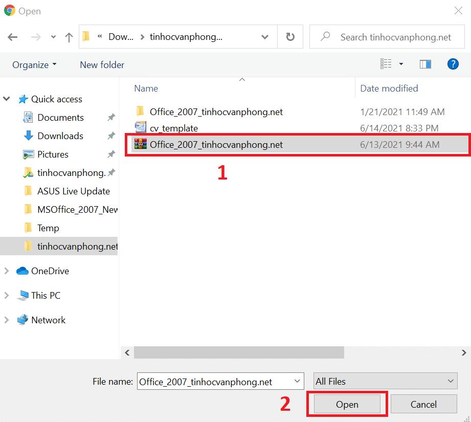hướng dẫn cách upload file lên Google Drive - upload file