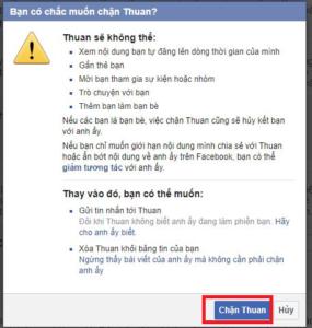 Cách chặn hoặc bỏ chặn Facebook 2021