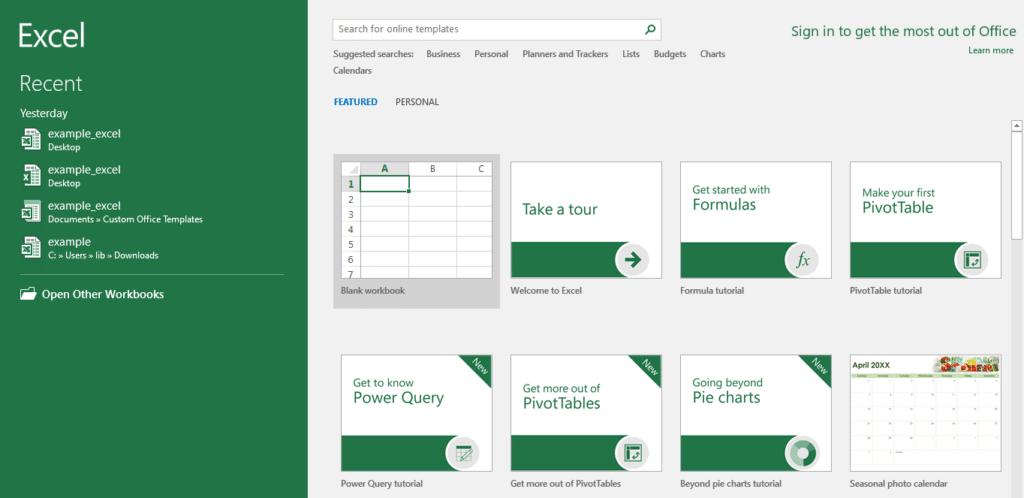 Microsoft Excel là gì ?